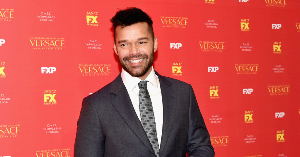 Ricky Martin Shared Nude Photo On IG And Fans Are Going Wild